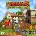 Скачать игру Farm Destroy: Alien Zombie Attack бесплатно и The Settlers для iPhone и iPad.