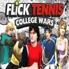 Скачать игру Flick Tennis: College Wars бесплатно и Earn to die 2 для iPhone и iPad.