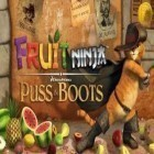 Скачать игру Fruit Ninja: Puss in Boots бесплатно и Motordrive city для iPhone и iPad.