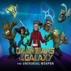 Скачать игру Guardians of the Galaxy: The universal weapon бесплатно и Doodle control для iPhone и iPad.