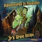 Скачать игру Jr's Great Escape - Adventures with FranknSon Monsters бесплатно и Mission Sirius для iPhone и iPad.