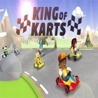 Скачать игру King of karts: 3D racing fun бесплатно и Football manager handheld 2015 для iPhone и iPad.