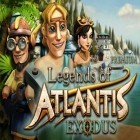 Скачать игру Legends of Atlantis: Exodus premium бесплатно и Champion Red Bull BC One для iPhone и iPad.