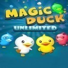 Скачать игру Magic duck: Unlimited бесплатно и Vampireville: haunted castle adventure для iPhone и iPad.