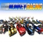 Скачать игру Monkey racing бесплатно и Evhacon: War stories для iPhone и iPad.