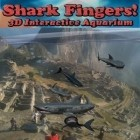 Скачать игру Shark Fingers! 3D Interactive Aquarium бесплатно и Frogs vs. Pests для iPhone и iPad.