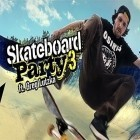 Скачать игру Skateboard party 3 ft. Greg Lutzka бесплатно и Touch grind для iPhone и iPad.