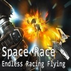 Скачать игру Space race: Endless racing flying бесплатно и Stickman: Ice hockey для iPhone и iPad.