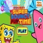 Скачать игру Sponge Bob's Super Bouncy Fun Time бесплатно и Band of heroes для iPhone и iPad.