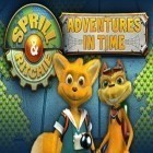 Скачать игру Sprill & Ritchie: Adventures in Time бесплатно и Candy valley для iPhone и iPad.