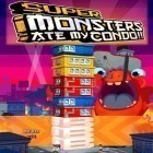 Скачать игру Super Monsters Ate My Condo! бесплатно и Meteor 60 seconds! для iPhone и iPad.