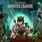 Скачать игру Tiny Legends: Monster crasher бесплатно и iBoat racer для iPhone и iPad.
