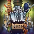Скачать игру World of warriors: Quest бесплатно и Jade dynasty mobile для iPhone и iPad.