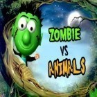 Скачать игру Zombie vs. Animals бесплатно и The walking dead: Our world для iPhone и iPad.