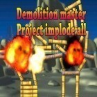 Скачать игру Demolition master: Project implode all бесплатно и Need for Speed:  Most Wanted для iPhone и iPad.