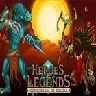 Скачать игру Heroes & legends: Conquerors of Kolhar бесплатно и Stickman: Ice hockey для iPhone и iPad.