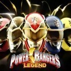 Скачать игру Power rangers legends бесплатно и World of warriors для iPhone и iPad.