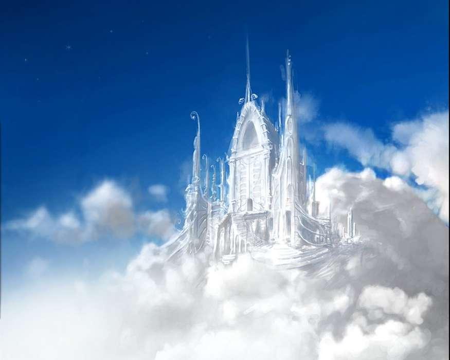 мечтать о замке золотом