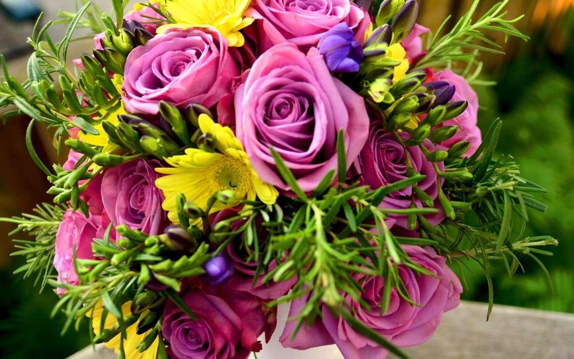 Красивые букеты цветов крупно