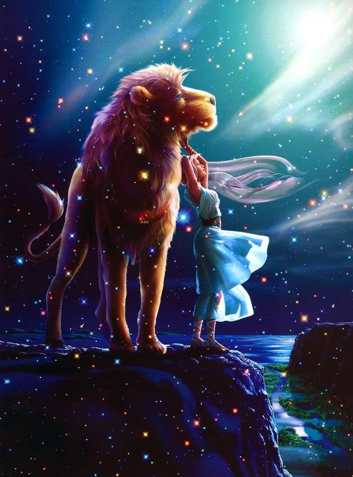 Любовный гороскоп дева мужчи  лев женщи