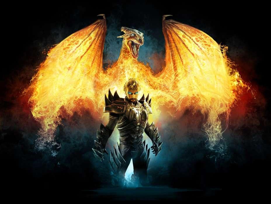 Фото на аву вк драконы