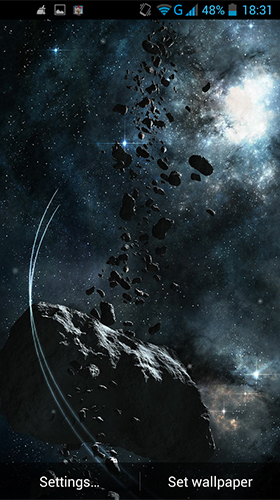 Asteroids by LWP World