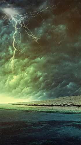Thunderstorm by Creative Factory Wallpapers