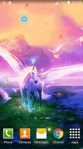 Unicorn by Cute Live Wallpapers And Backgrounds